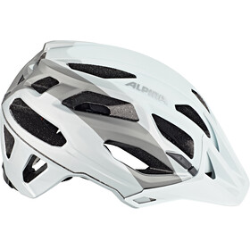 Alpina Garbanzo Helm white-grey
